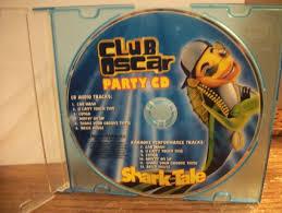 free shark tale club oscar party cd cds listia auctions