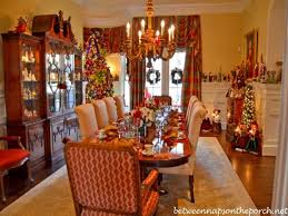 dining room an amazing christmas dining room table centerpieces