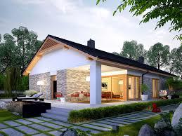 elegant single storey house plan home design