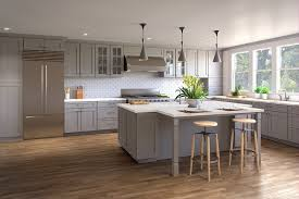 grey stained shaker kitchen cabinets wholesale rta light grey shaker kitchen cabinets
