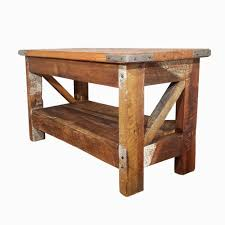 Lower Coffee Table by Buy A Hand Made Saloon Style Western Coffee Table Made To Order