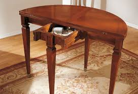 tavoli consolle allungabili prezzi tavolo consolle impiallacciato in ciliegio 2828 sedie e tavoli