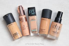 best foundation for skin 5 best foundations skin the indian