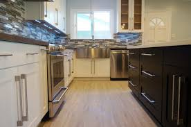 Rta Kitchen Cabinets Canada Kitchen Glass Window With Wood Flooring And Rta Kitchen Cabinets