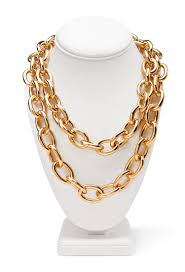 chain link necklace chunky images Chunky gold necklaces necklace wallpaper jpeg