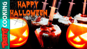 bloody halloween cupcakes recipe halloween cupcake decorating