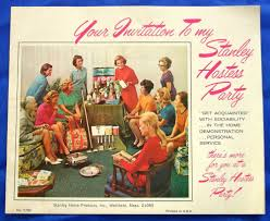 vtg stanhome brochure ad catalog decor book stanley home products