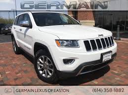 jeep grand cherokee limited 2014 used 2014 jeep grand cherokee limited 4d sport utility columbus