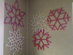 popsicle snowflakes more popsicle stick snowflakes