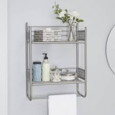 Glass Shelving For Bathrooms Filigree Bathroom Collection Wall Shelf Free Shipping On Orders