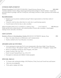Extra Curricular Activities For Resume Examples High Resume Sles 28 Images High Resume Sales