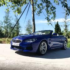 bmw m6 blue paragon f13 bmw m6 convertible dealer edition san marino blue