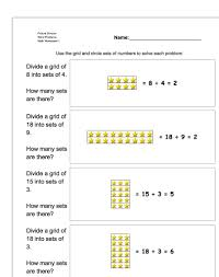 division math problems division picture word problems
