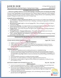 sample resume for college professor sample resume lecturer posts lecturer resume samples jobhero