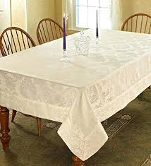 waterford table linens damascus waterford tablecloth 70 x 144 violet linen vintage damask design
