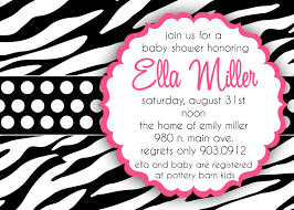 zebra baby shower zebra baby shower invitations theruntime