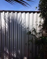 modern horizontal style entry gate ipe mangaris tropical hardwood