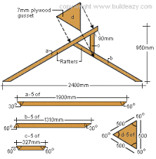 a frame roof design how to build a greenhouse the frame