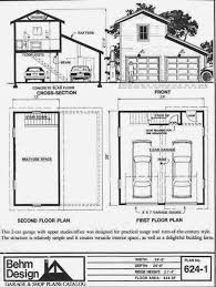 apartments 2 car detached garage plans car garage designs house