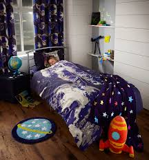 buy catherine lansfield astronaut space childrens bedding