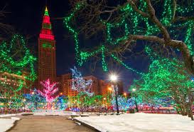 light company in cleveland ohio cleveland christmas events 2017 things to do for the holiday