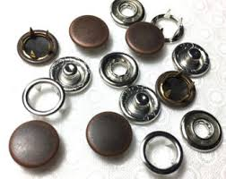 Decorative Snaps Snap Fasteners Etsy