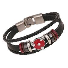 leather bracelet styles images Watches bracelets anime tokyo cafe png