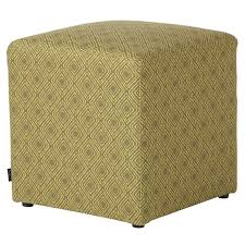 Cube Ottoman Zipcode Design Jillian Cube Ottoman Reviews Wayfair