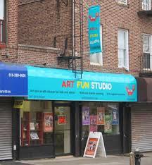 art fun studio in bay ridge brooklyn opened for kids and adults