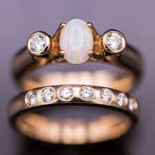 opal stones rings images Opal engagement rings jpg