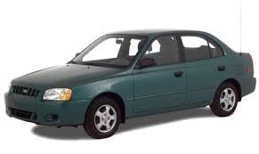 hyundai accent 2000 price 2000 hyundai accent overview cars com