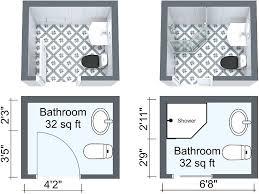 small bathroom floor plans 5 x 8 small bathroom layout umdesign info
