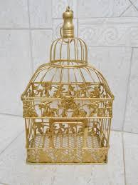 Bird Cage Decor 35 Amazing Gold Wedding Decorations
