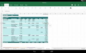 What Is A Spreadsheet Software Microsoft Excel For Android Download