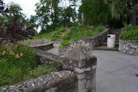 Wpa Rock Garden by Washington Park Zoo Michigan City In Living New Deal