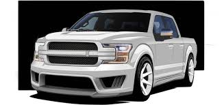 ford saleen truck saleen prepares f 150 based 2018 sport truck ford authority