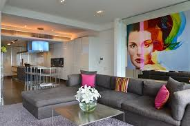 modern apartment art asia house of the day apartment in hong kong s repulse bay for