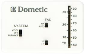 amazon com dometic 3106995 032 heat cool analog thermostat