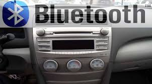 toyota camry 2007 2011 how to connect phone with bluetooth youtube