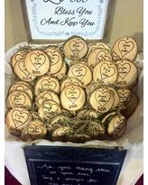 get the deal let love grow plant seed favors rustic wood wedding