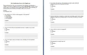 Free Survey Templates For Word by Survey Template Word Cyberuse
