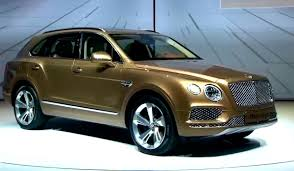 bentley bentayga 2015 bentley bentayga франкфурт 2015