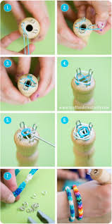 7 great diy tutorials on how to make loom bands part 1 loom