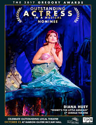 u0027little mermaid u0027 star living dream