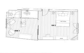 plan chambre d hotel la maison jules