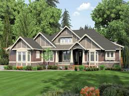 Brick Home Floor Plans One Story Ranch House Plans One Story Brick House One Story Home