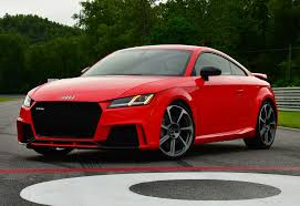 audi 2018 audi tt rs u s spec first drive review automobile magazine