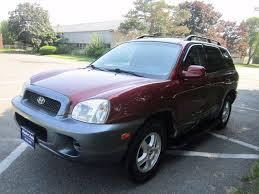2004 hyundai suv 2004 hyundai santa fe fwd 4dr suv in revere ma master auto