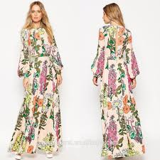 maxi dresses online oem wholesale maxi dresses online 100 polyester high neck button