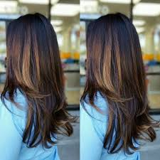 foil highlights for brown hair 29 incredible dark brown hair with highlights trending for 2018